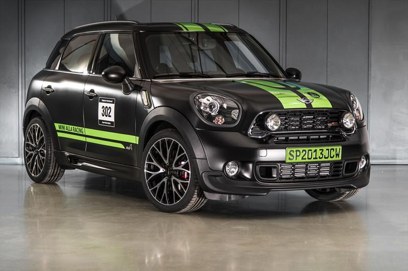 MINI John Cooper Works Countryman ALL4 Dakar