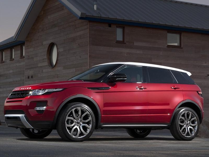 Range Rover Evoque en México