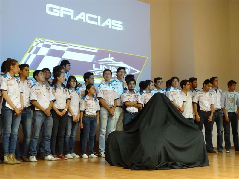 UM-515 de UNAM Motorsports