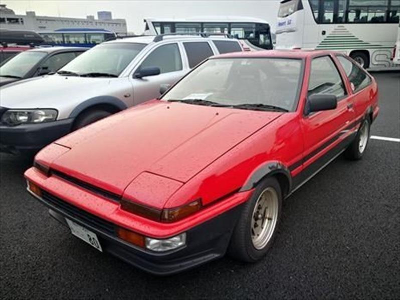 Salón de Tokio: Toyota AE86 Trueno
