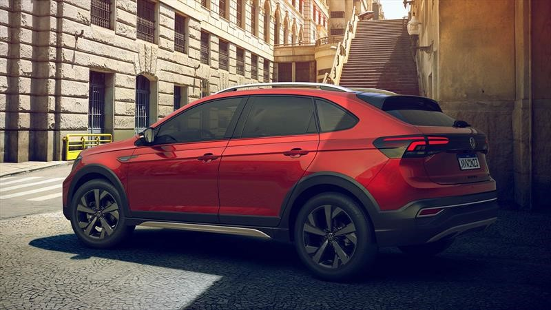 Nuevo Volkswagen Nivus 2021