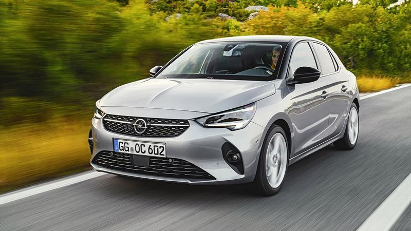 Opel Corsa 2020 - Contacto en Croacia