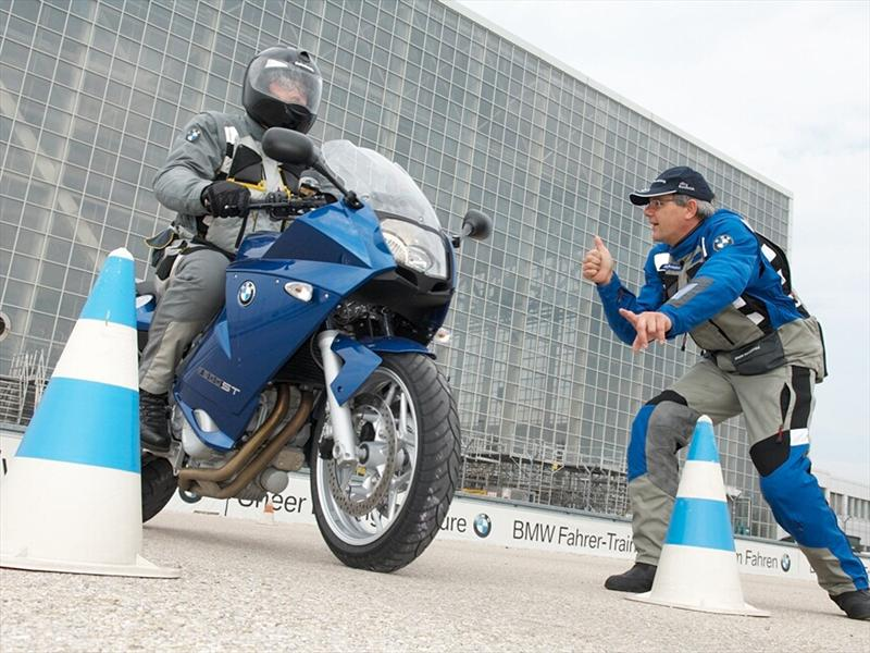 BMW Motorrad Safety 360°