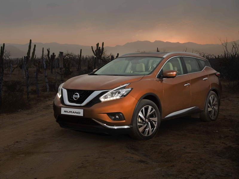 Nissan Murano 2016: presentación regional