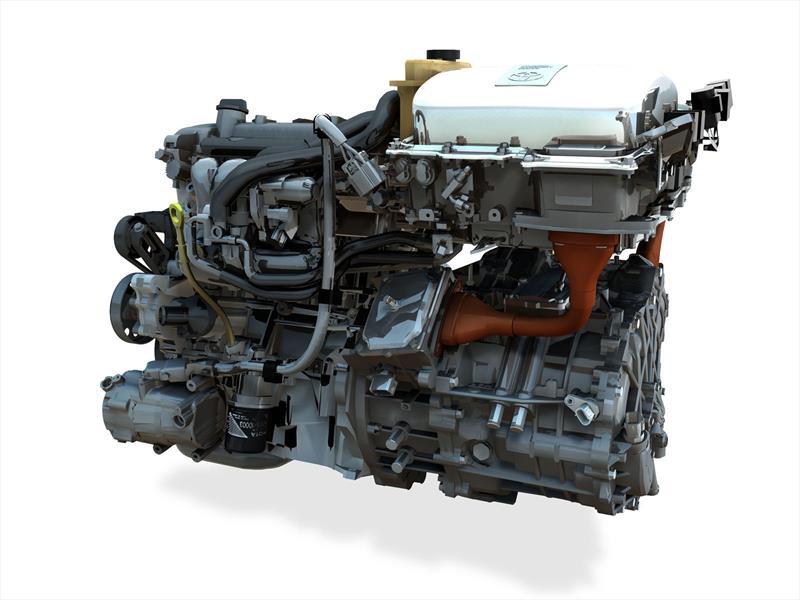 ¿Cómo funciona el Toyota Prius híbrido?