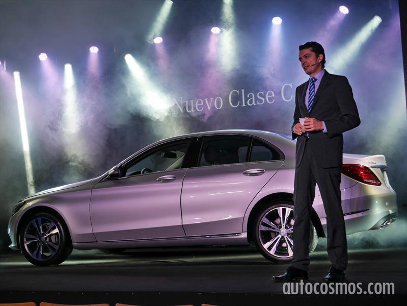 Mercedes-Benz Clase C, Lanzamiento en Argentina