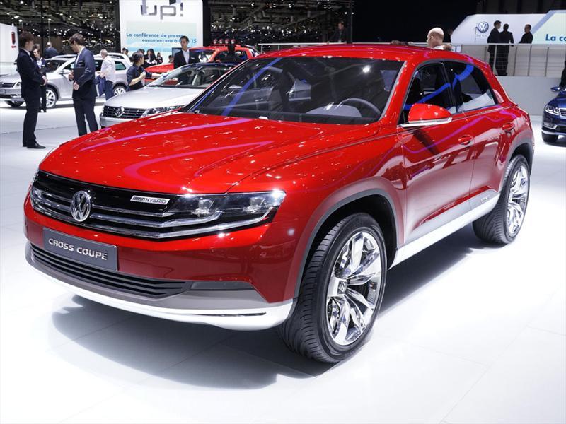 Volkswagen Cross Coupé se presenta en Ginebra