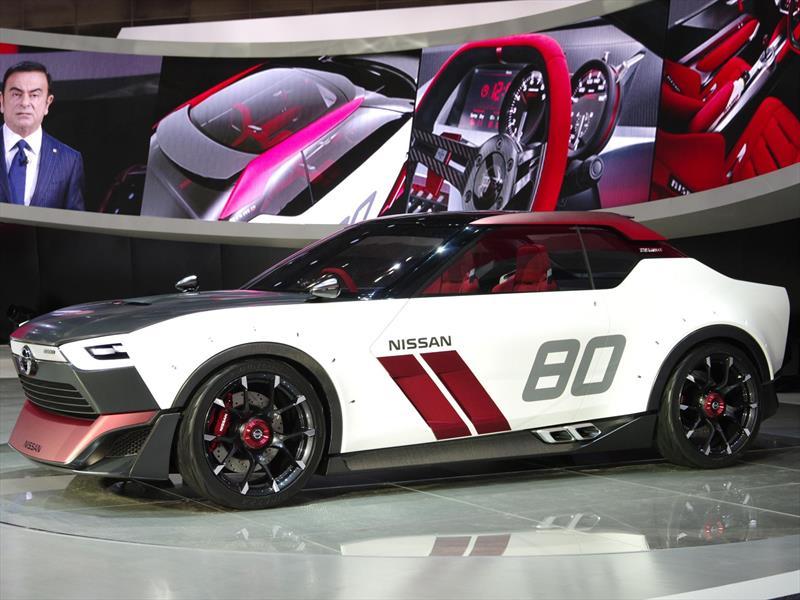 Nissan IDx Freeflow e IDx Nismo Concepts