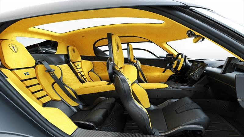 Koenigsegg Gemera