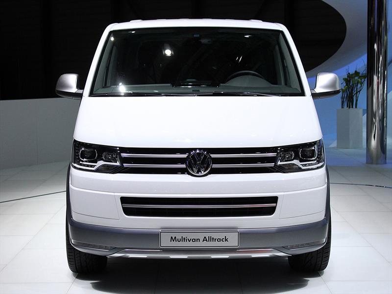 Volkswagen Multivan Alltrack 2015