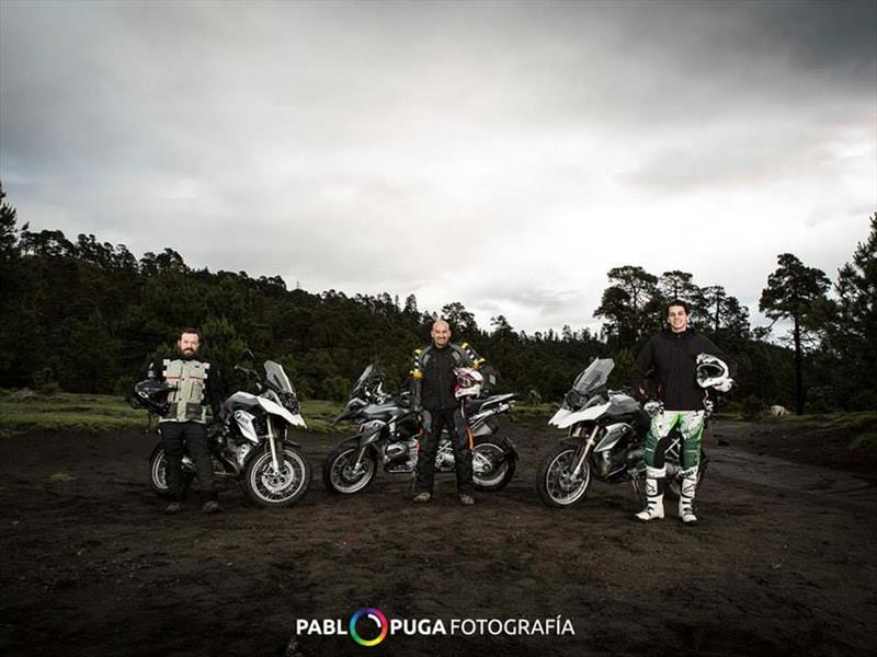 Mexicanos rumbo al BMW GS Trophy 2014