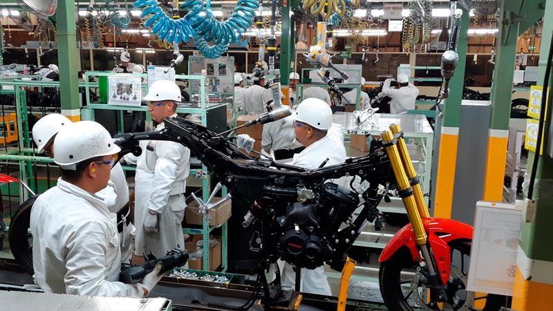 Honda CB190 R 2020