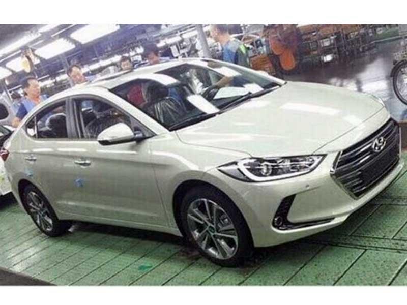Hyundai Elantra, la sexta generación