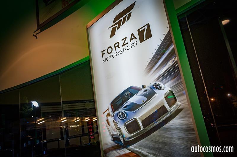 Lanzamiento Forza Motorsports 7 en Chile