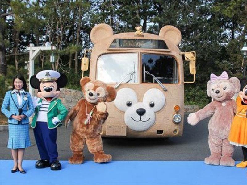 Duffy Bus