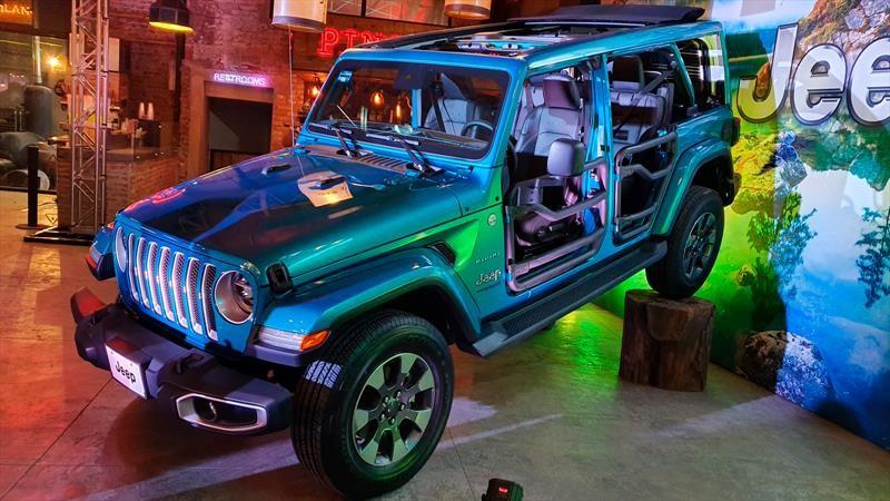 Jeep Wrangler Sky Freedom 2020