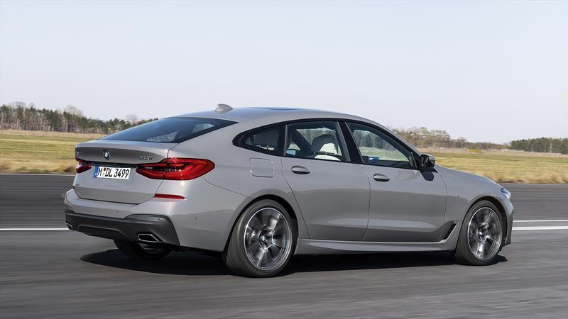 BMW Serie 6 Gran Turismo 2021
