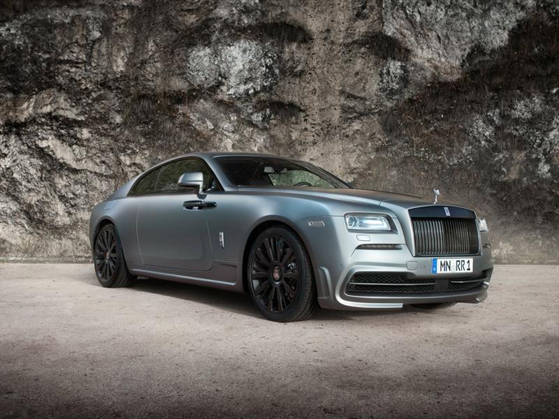 Rolls-Royce Wraith Novitec