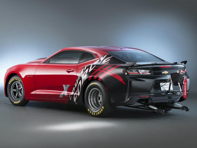 Chevrolet Camaro COPO 2016