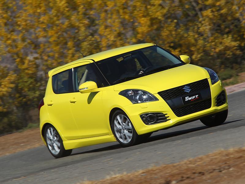 Suzuki Swift Sport 5 Puertas 2012