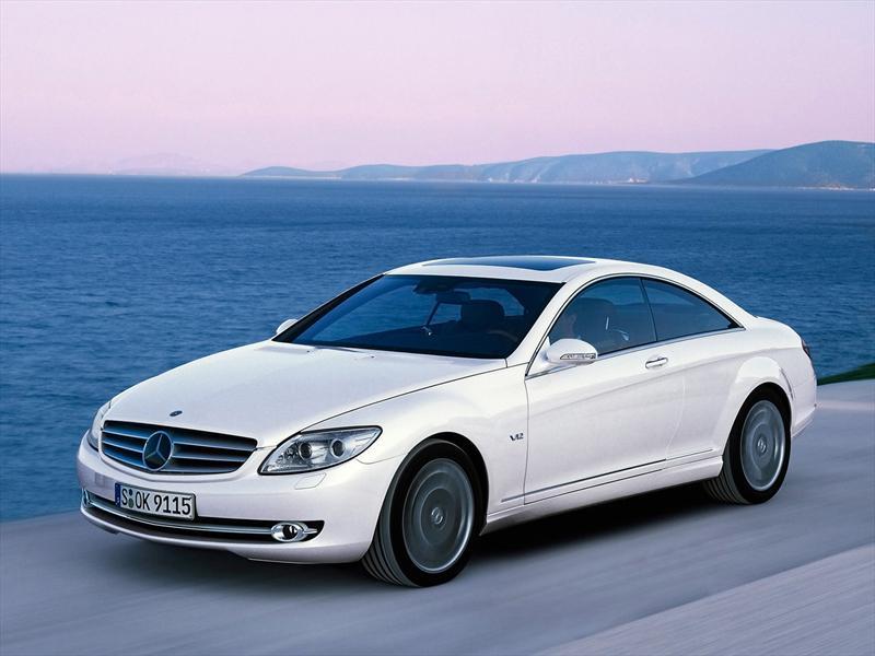 Los 10 menos confiables: Mercedes-Benz CL