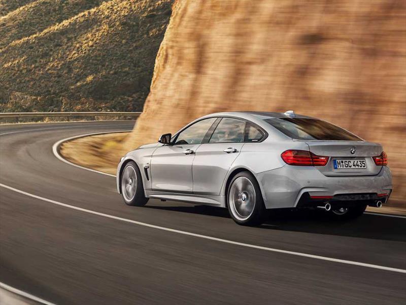 BMW presenta el nuevo Serie 4 Gran Coupé