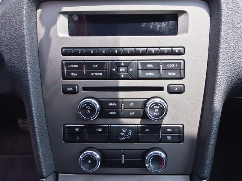 Ford Mustang ST 2012 prueba