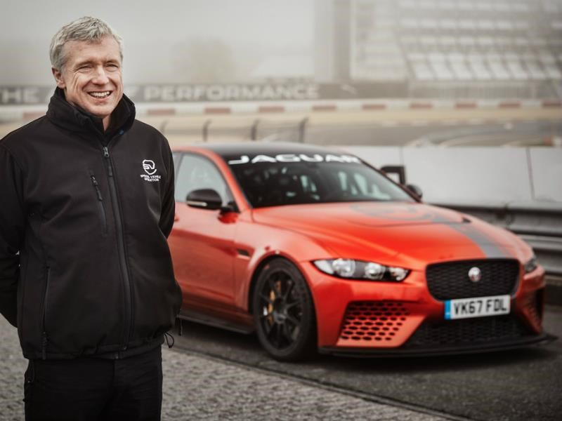 Jaguar XE SV Project 8 en Nürburgring