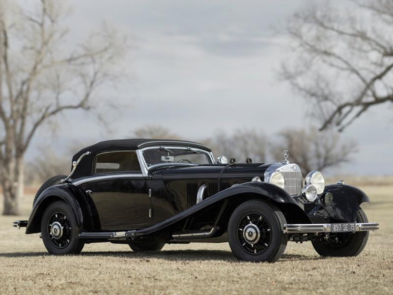 Mercedes-Benz 500/540 K Cabriolet A 1935