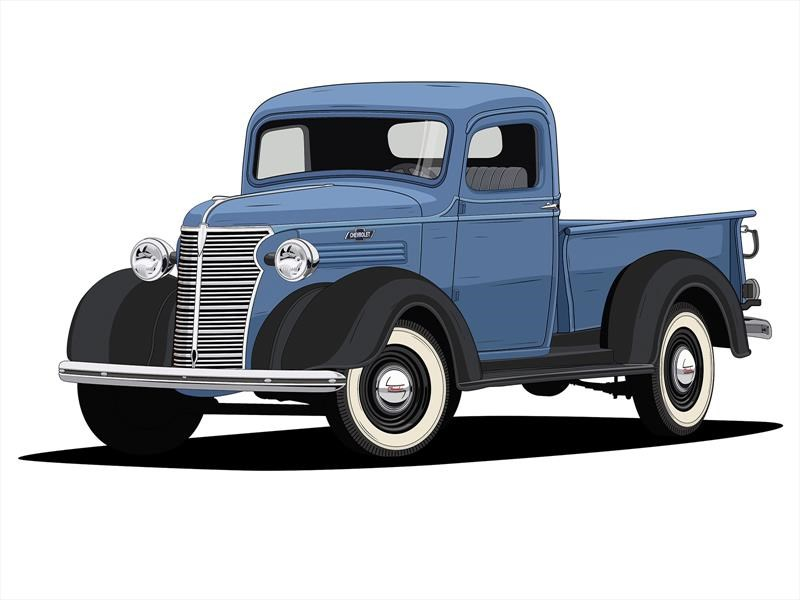 1938 Half-Ton