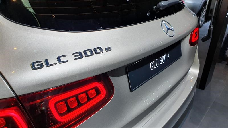 Mercedes-Benz GLC 300 e 2020