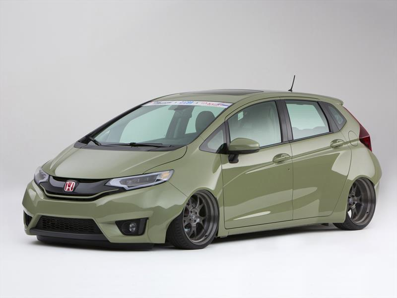 Honda Fit Kylie Tjin Special Edition