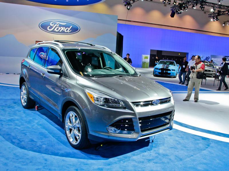 Ford Escape 2013 Salón de Los Angeles