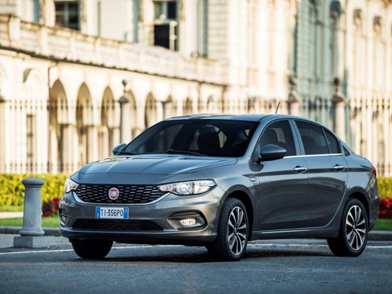 Fiat Tipo sedán 2019