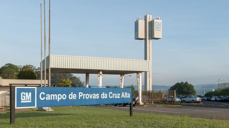 Campo de Pruebas de Cruz Alta (CPCA)