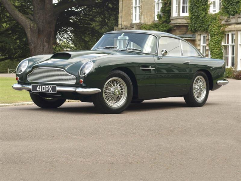 Aston Martin DB4 GT Zagato 1964