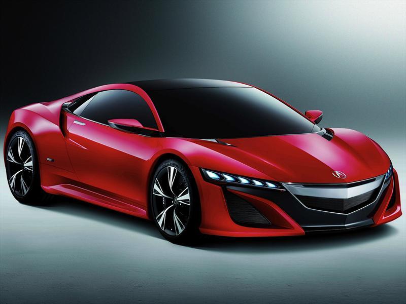 Top 10: Acura NSX Concept