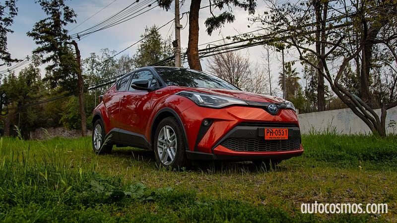 Toyota C-HR 2021 - Test Drive