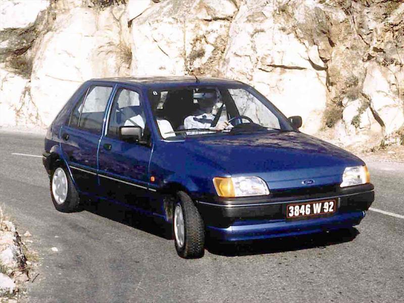 Ford Fiesta 3ª generación (1989-1997)
