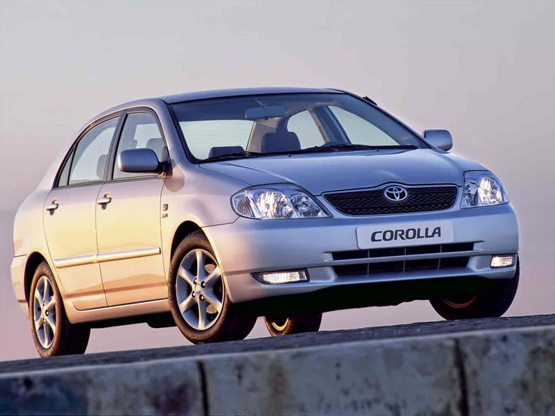 Toyota Corolla 9ª generación -2000-2006-