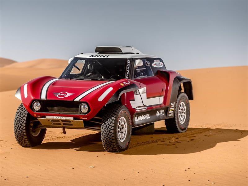MINI John Cooper Works Rally Dakar