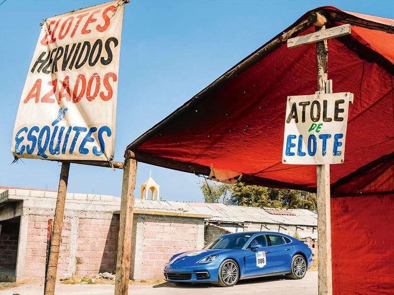 Porsche celebra la Carrera Panamericana