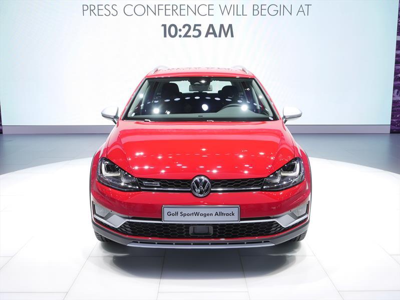 Volkswagen Golf SportWagen Alltrack 2017