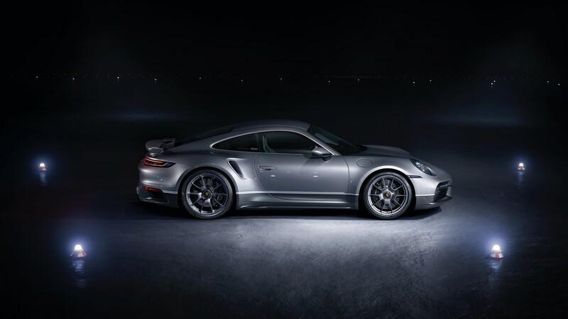 Porsche 911 Turbo S Embraer Special Edition