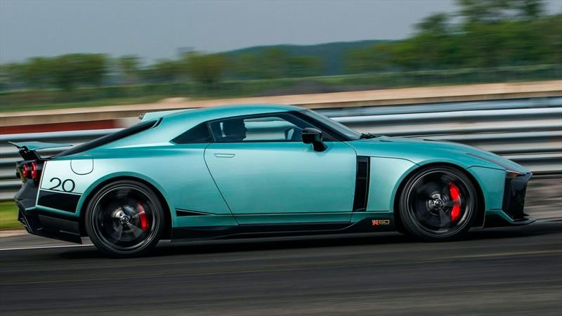 Nissan GT-R 50 by Italdesign 2021