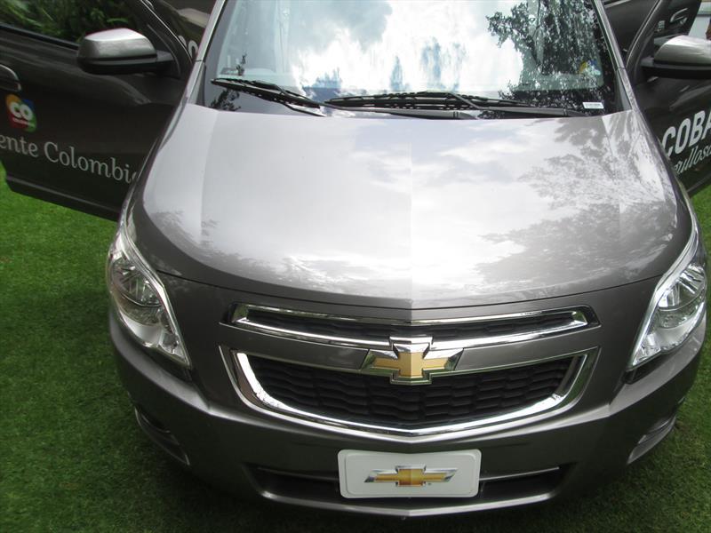 Chevrolet Cobalt Co llega a Colombia