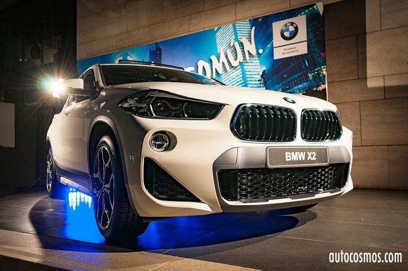 BMW X2 2018 - Lanzamiento en Chile