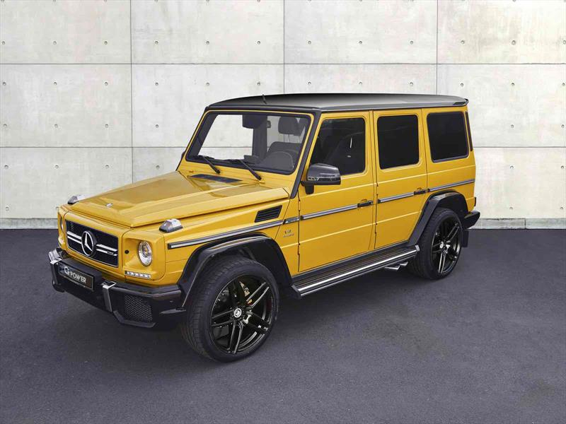 Mercedes-AMG G63 por G-Power
