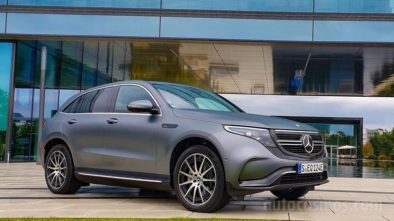 Mercedes-Benz EQC 2019 desde Frankfurt