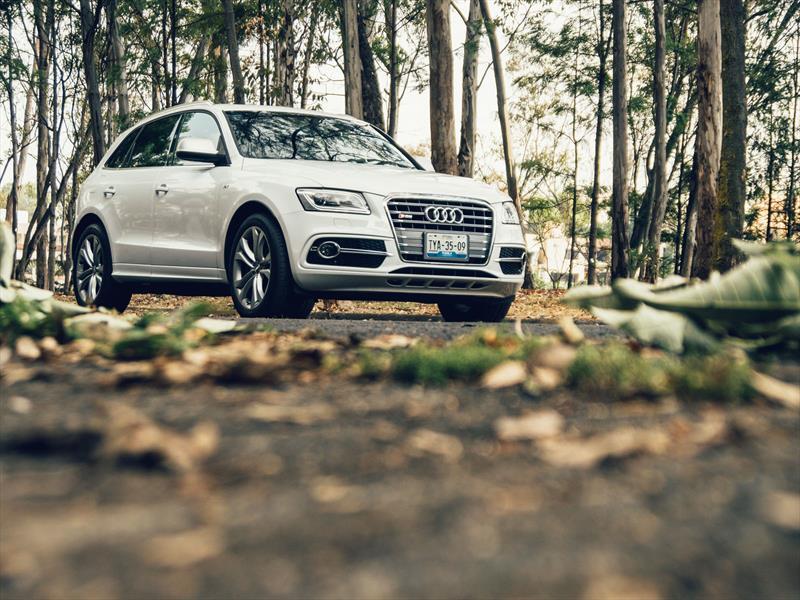 Audi SQ5 a prueba